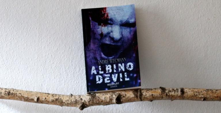 " Horror  ""Albino Devil"""