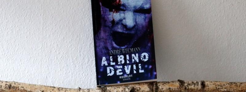 albino devil buchcover
