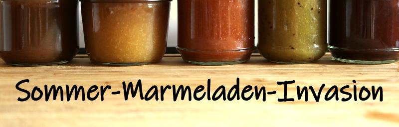 """ Rezept  """"Sommer-Marmeladen-Invasion"""""""