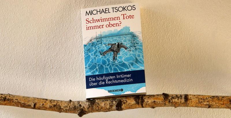 """ Sachbuch  """"Schwimmen Tote immer oben?"""""""