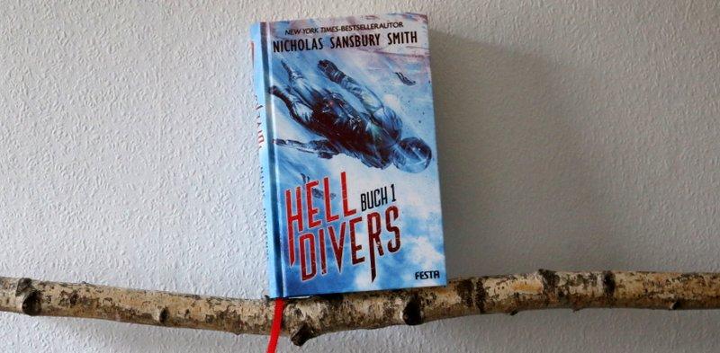 """ Endzeit  """"Hell Divers – Buch 1"""""""