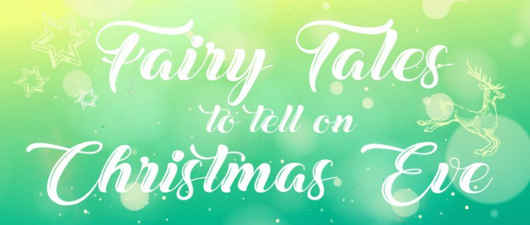 """ Aktion  """"Fairy Tales to tell on Christmas Eve"""" #3"""