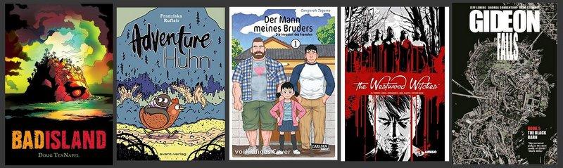 comics 2019