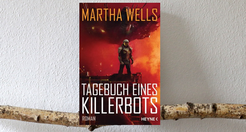 " SciFi  ""Tagebuch eines Killerbots"""
