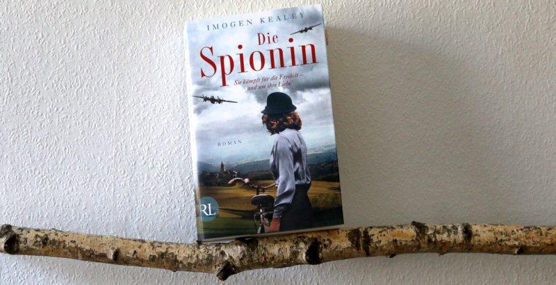 """ Roman  """"Die Spionin"""""""