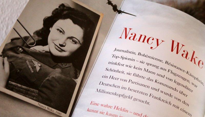 die spionin, nancy wake