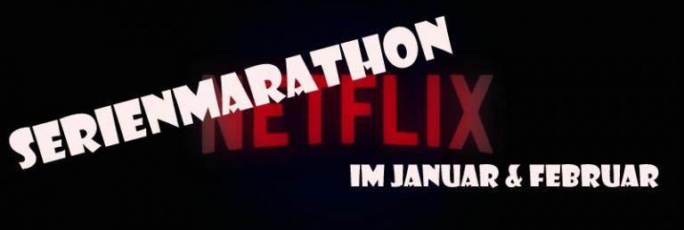 """ Geschaut  """"Serienmarathon auf Netflix"""""""