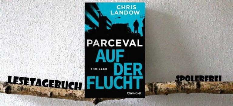 """ Lesetagebuch  """"Parceval – Auf der Flucht"""""""