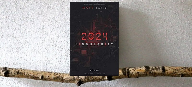 " SciFi  ""Singularity 2024"""