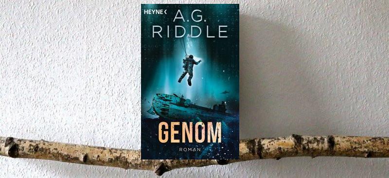 " SciFi  ""Genom"""