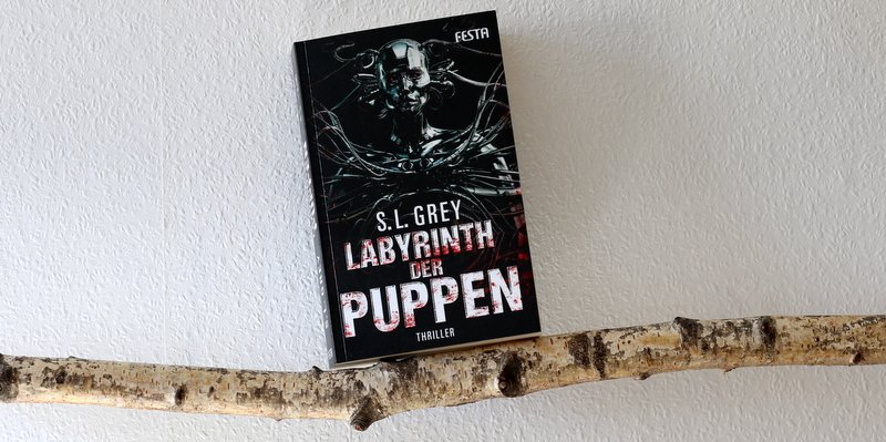 "|Horror| ""Labyrinth der Puppen"""