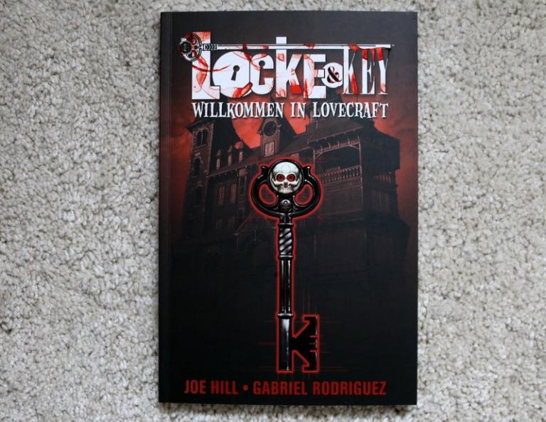 """ Comic  """"Locke & Key – Willkommen in Lovecraft"""""""