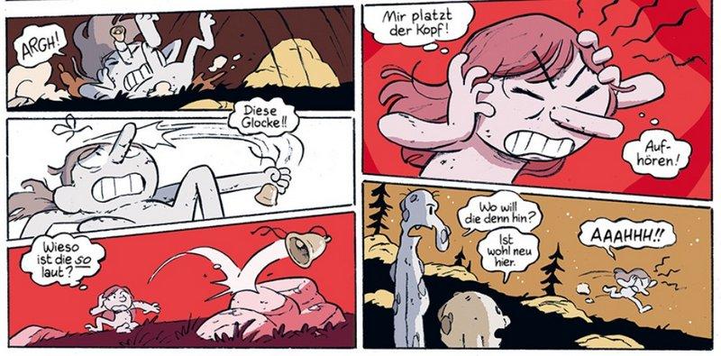 hilda und der trollkönig
