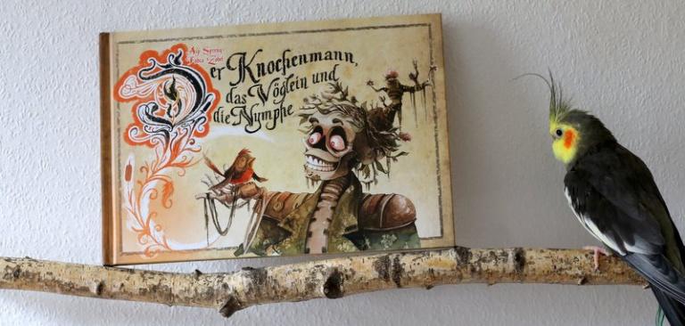 """ Musik  """"Der Knochenmann, das Vöglein und …"""""""