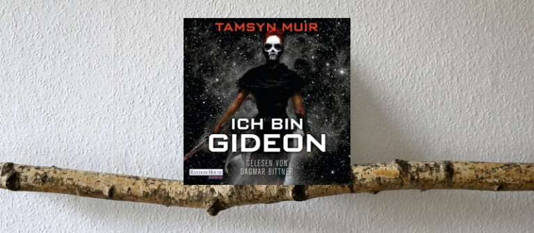 " Hörbuch  ""Ich bin Gideon"""