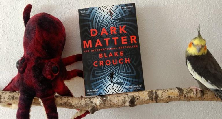 "|Roman| ""Dark Matter"""