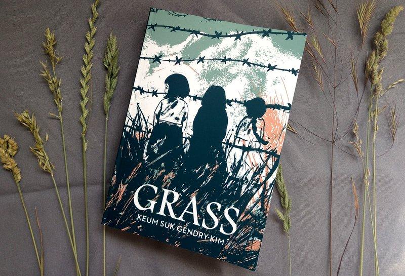 " Comic  ""Grass"""