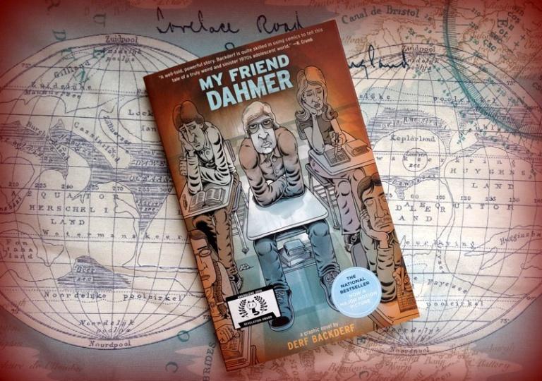 " Comic  ""My Friend Dahmer"""