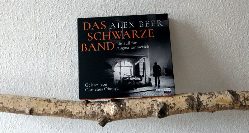 " Hörbuch  ""Das schwarze Band"""