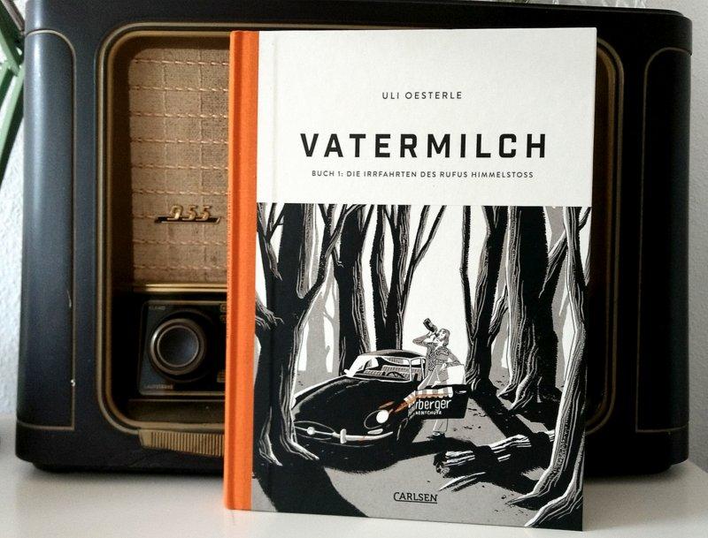 "|Comic| ""Vatermilch"""