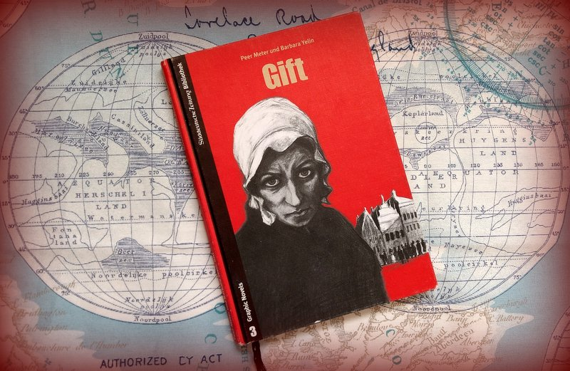 " Comic  ""Gift"""