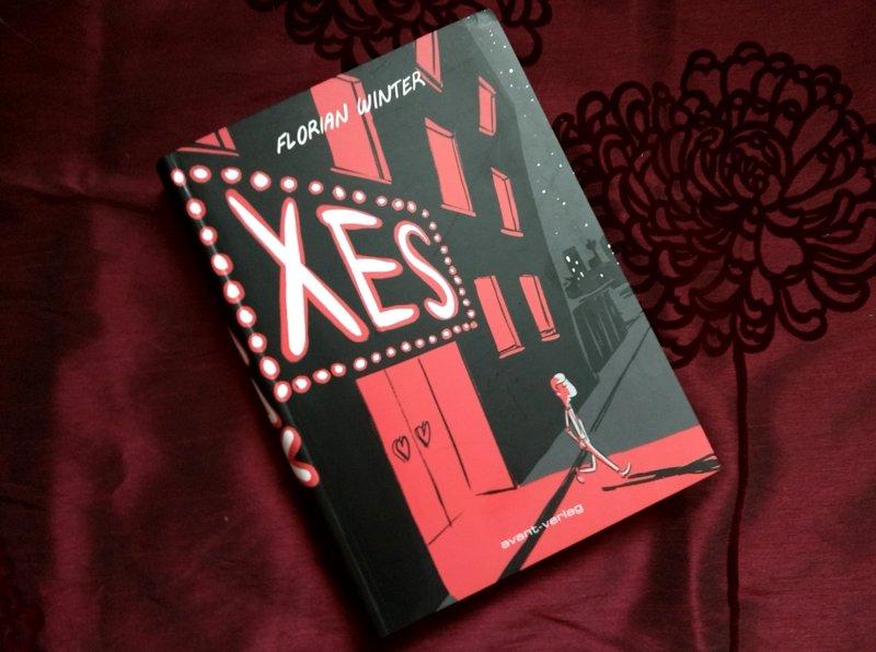 """ Comic  """"XES"""""""
