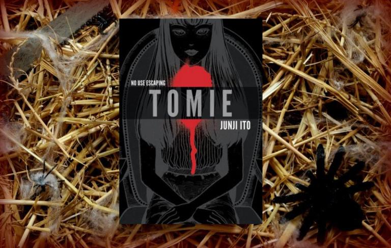 " Comic  ""Tomie"""