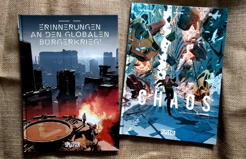 "|Comic| ""Chaos im Doppelpack"""