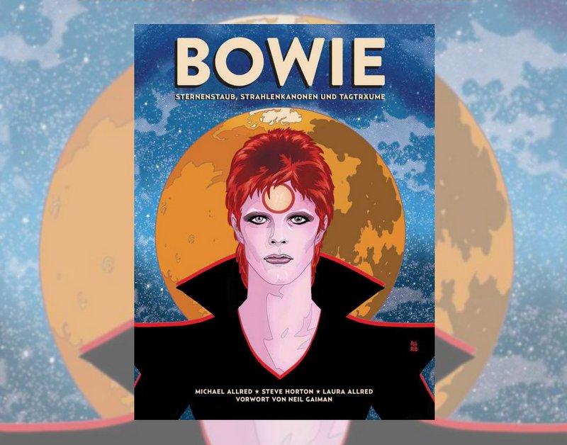""" Comic  """"Bowie"""""""