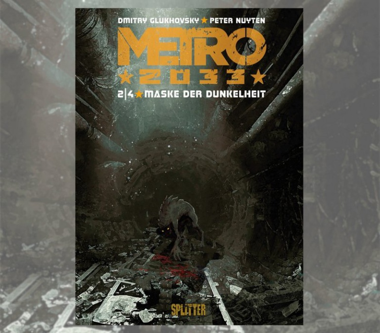 "|Comic|""Metro 2033 (2)"""