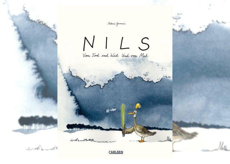 """ Comic  """"Nils"""""""