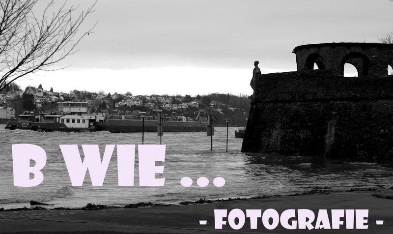 """ Fotografie  """"B wie …"""""""