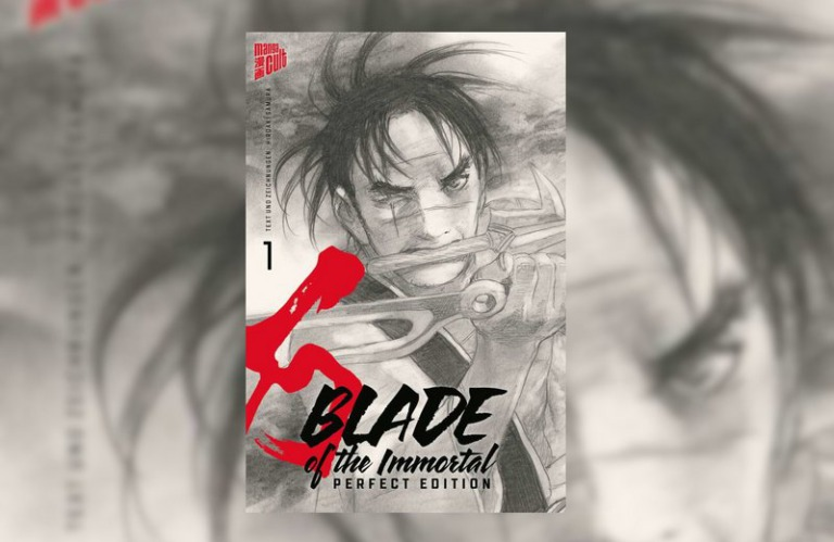 "|Manga|""Blade of the Immortal (1)"""