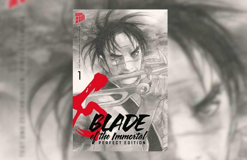 "|Manga|""Blade of the Immortal (1)"""
