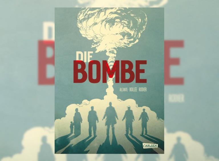 """ Comic """"Die Bombe"""""""