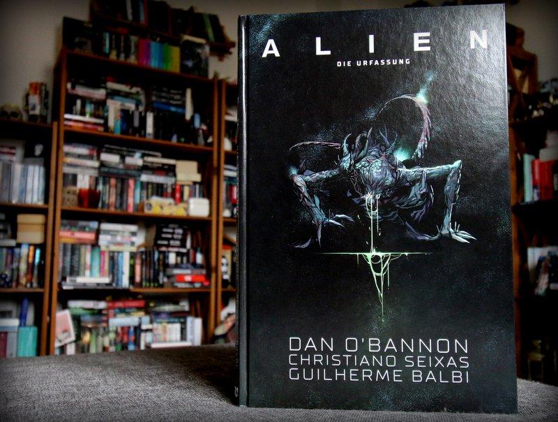 """ Comic """"Alien – Die Urfassung"""""""