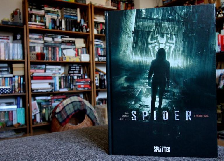 " Comic  ""Spider (1)"""