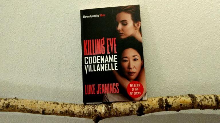 "|Crime|""Killing Eve"""