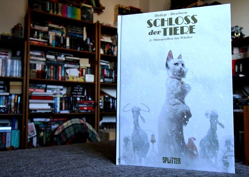 """ Comic """"Schloss der Tiere (2)"""""""