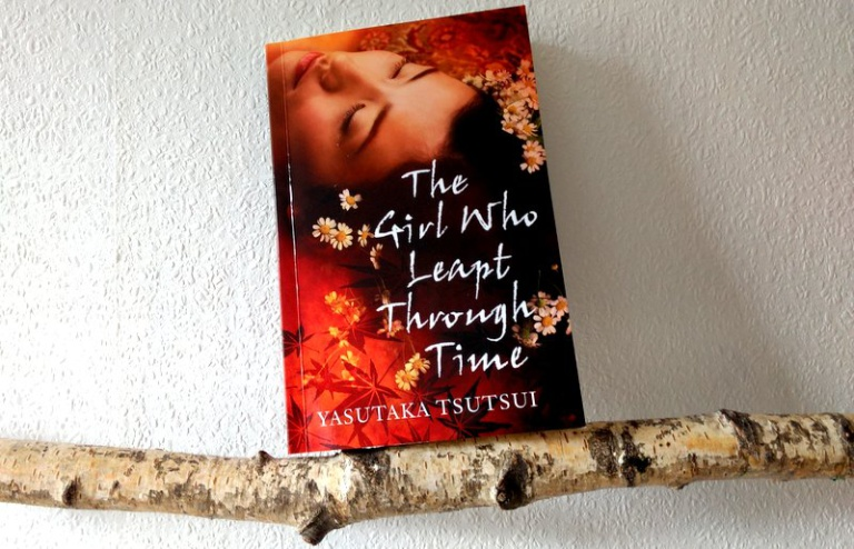 "|Roman| ""The Girl who leapt through Time"""
