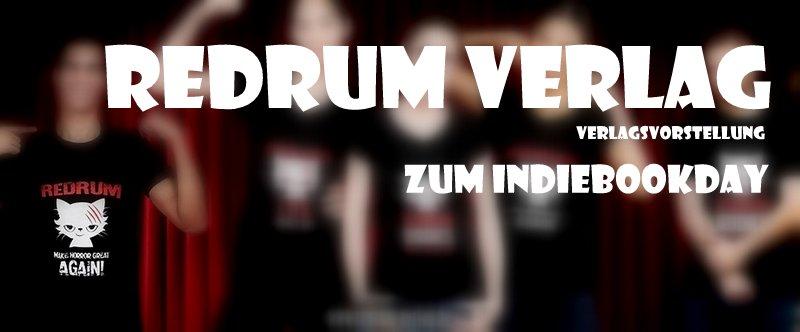 " Näher beleuchtet  ""Redrum Verlag"""