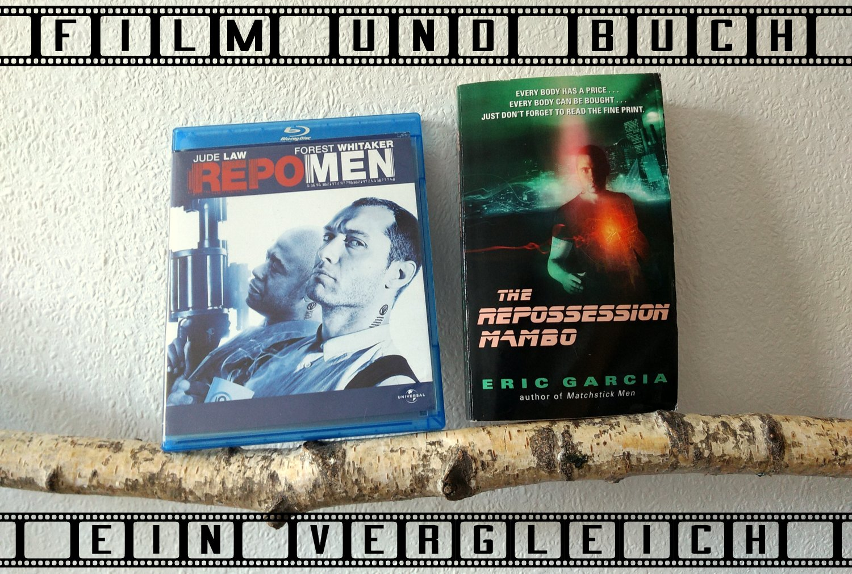 """ SciFi  """"The Repossession Mambo"""""""
