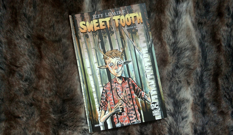 " Comic  ""Sweet Tooth"""