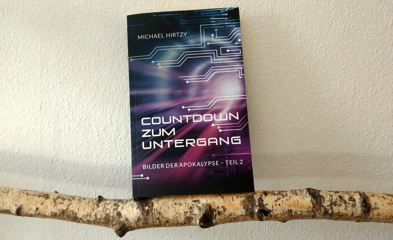 " SciFi  ""Countdown zum Untergang"""