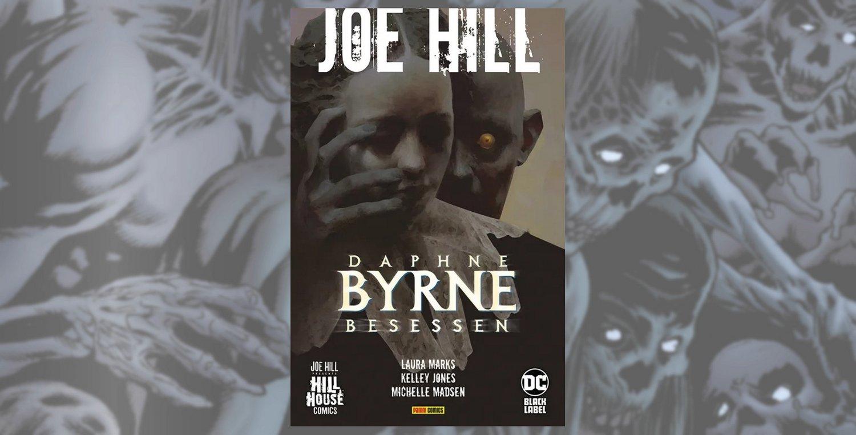 "|Comic| ""Daphne Byrne – Besessen"""