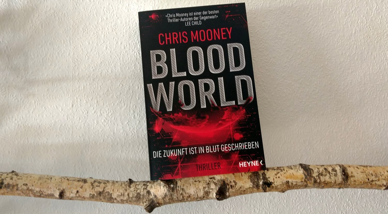 " Crime  ""Blood World"""