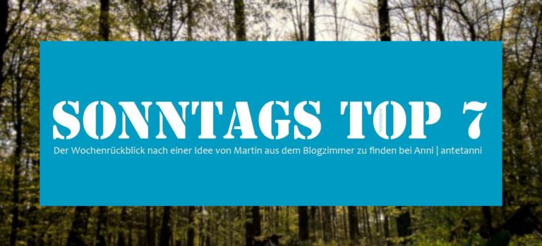 "|Aktion| ""Sonntags Top 7"""