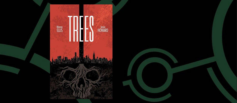 " Comic  ""Trees – Ein Feind"""