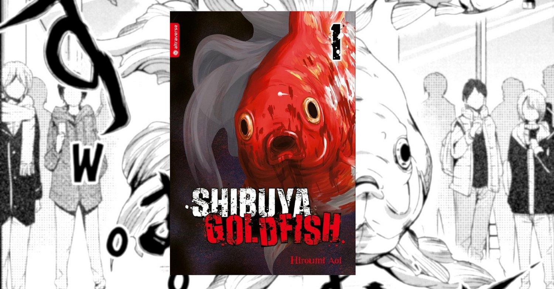 """ Manga  """"Shibuya Goldfish"""""""