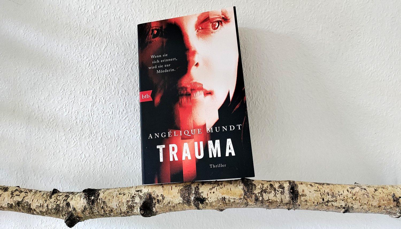 "|Crime| ""Trauma"""